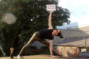 Charcoal Yoga No Class