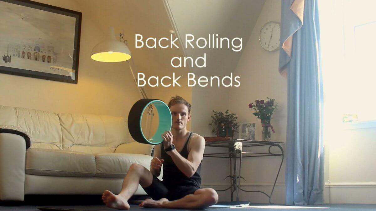 Charcoal Yoga Broken Collarbone Aberdeen Episode 3
