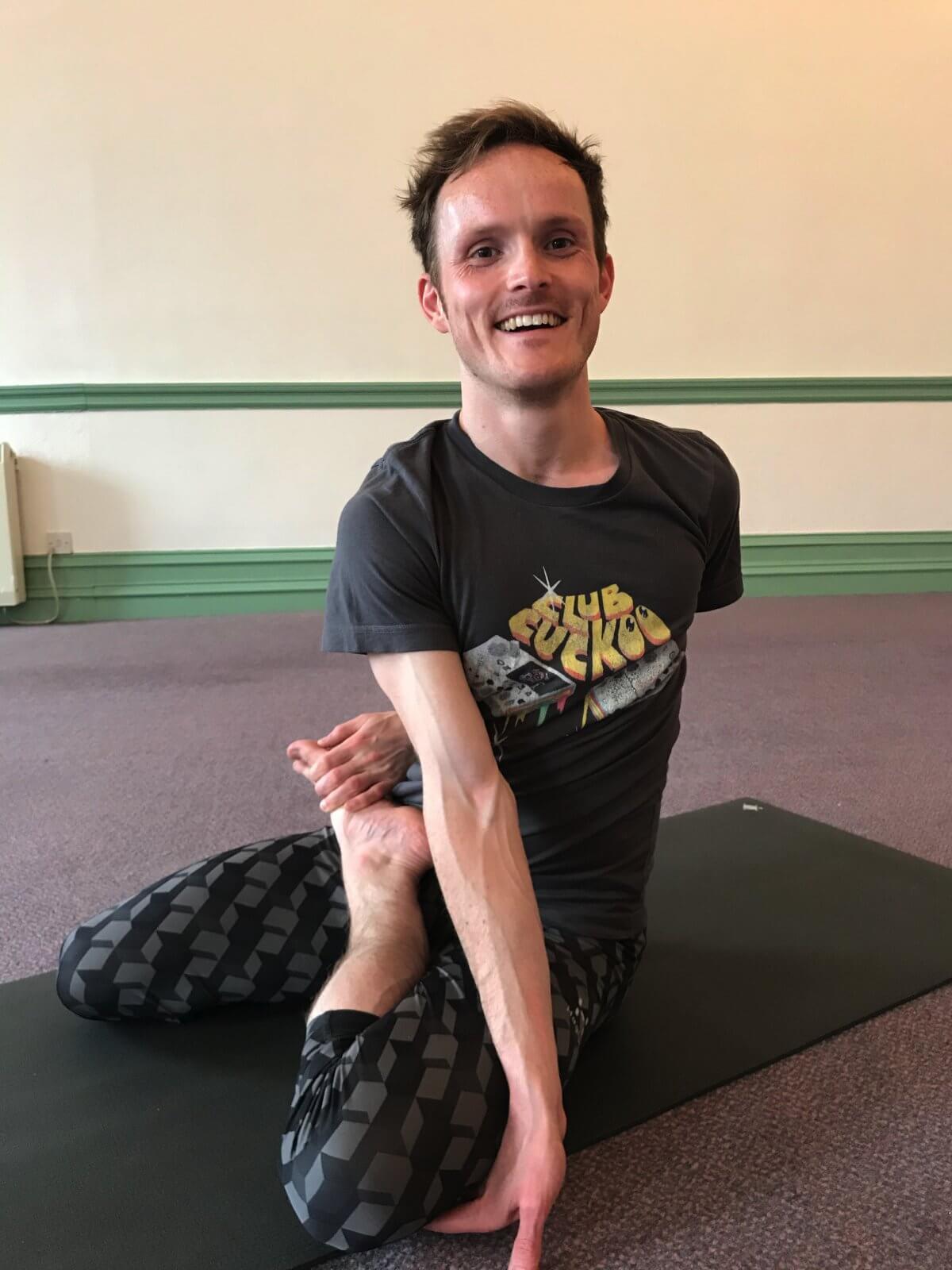 Oliver - Charcoal Yoga 2021