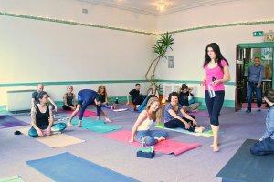 Charcoal Yoga / Yoga by Charlie 2021 Worshop 2